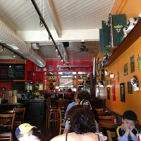 Photo taken at Sancho's Taqueria by Tak H. on 4/14/2013