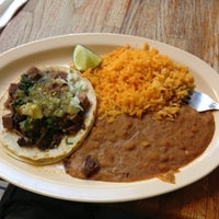 Photo taken at Taqueria Los Charros by Tak H. on 11/11/2012