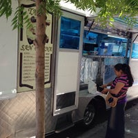 Photo taken at San Buena Taco Truck by Tak H. on 7/21/2013