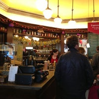 Photo taken at Los Gatos Coffee Roasting Co. by Tak H. on 12/31/2012