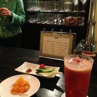 Photo taken at Bar KYOYA by Makoto U. on 3/23/2013