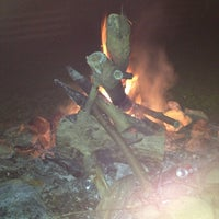 Photo taken at Firepit by Northeast TN Mustang Club T. on 8/17/2013