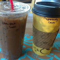 Photo taken at Berrybean Cafe by Michael E. on 1/16/2013