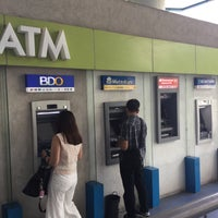 Photo taken at SM ATM Station by Darwin E. on 8/25/2016
