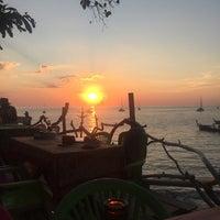 Photo taken at Koh Mook Charlie Beach Resort Trang by Chris T. on 3/7/2016