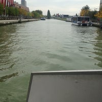 Photo taken at Navette fluviale Icade by Anne B. on 10/6/2012
