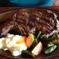 Photo taken at El Ganadero - Steak House by Lain S. on 3/31/2013