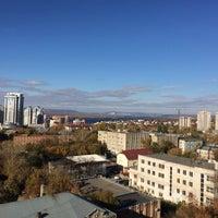 Photo taken at Улица Николая Панова by Sergey F. on 10/10/2016