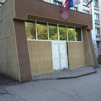 Photo taken at Промышленный районный суд by Sergey F. on 7/17/2014