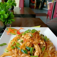 Photo taken at Phad Thai by Sanjay C. on 1/25/2015