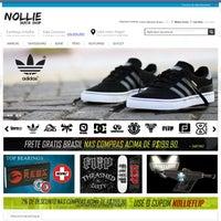 Foto tirada no(a) Nollie Skateshop por Nollie S. em 7/26/2013