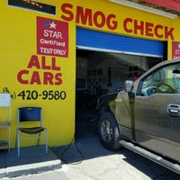 Photo taken at Colton Smog by Darrell S. on 5/19/2017