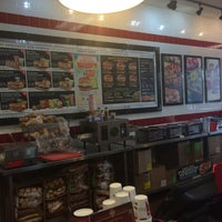 Photo taken at Firehouse Subs by Jonnathan G. on 9/9/2015