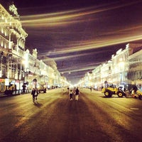 Снимок сделан в Невский проспект пользователем Sergey K. 7/26/2013