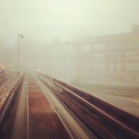 Photo taken at Towers PRT Station by Johnnie A. on 8/24/2013