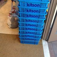 Photo taken at Kitson by Chuck H. on 2/16/2013