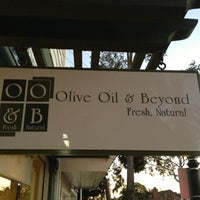 Photo taken at Olive Oil & Beyond by Chuck H. on 2/17/2013