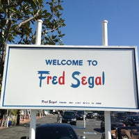 Photo taken at Fred Segal by Chuck H. on 2/17/2013