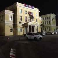 10/28/2012 tarihinde Dilara D.ziyaretçi tarafından İzmir Atatürk Lisesi'de çekilen fotoğraf