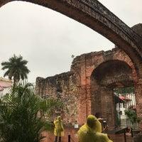 Photo taken at Convento Santo Domingo by Yezabel V. on 4/27/2018
