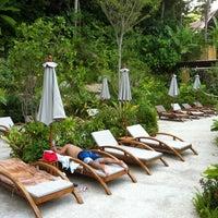 Photo taken at Swimming Pool @ Marina Resort by Nefin C. on 9/21/2013
