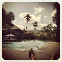 Photo taken at Indigo Pearl Resort Phuket by Erin K. on 3/16/2013