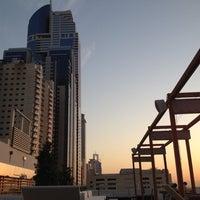 Photo taken at Pool@ Radisson Royal Hotel by Artem K. on 1/2/2012