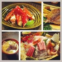 Das Foto wurde bei 明水三井 Mitsui Cuisine von Tanya T. am 3/31/2013 aufgenommen