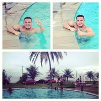 Photo taken at Country Club by Felipe C. on 3/4/2014