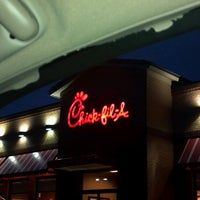 Photo taken at Chick-fil-A by Caitlin B. on 12/7/2012