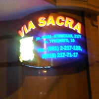 Photo taken at Via Sacra by ?????? ?. on 5/15/2013