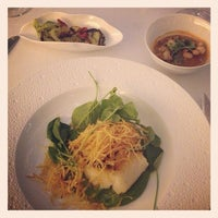 Photo taken at Twist by Pierre Gagnaire at Mandarin Oriental, Las Vegas by Lilly L. on 12/11/2012