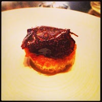 Photo taken at Chef's Table At Brooklyn Fare by Lilly L. on 2/17/2013