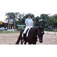 Photo taken at The Royal Horse Guard Riding Club by Lilly L. on 10/4/2014