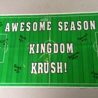 Photo taken at Kingdom Indoor Center (KIC) by Jamie L. on 10/29/2012