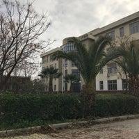 Photo taken at Ege Üniversitesi İnşaat Mühendisliği Laboratuvarları by Mustafa A. on 2/6/2018