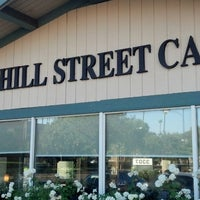 Photo taken at Hill Street Cafe by Richard B. on 8/23/2013