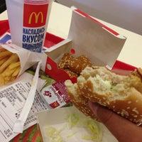 Photo taken at McDonald's by Негодяй Ф. on 5/12/2013