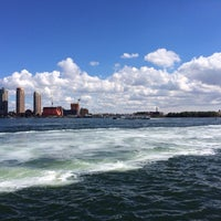 Photo taken at New York Water Taxi - LIC by Jeff V. on 9/29/2013