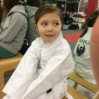 Photo taken at Coles Martial Arts Academy by Jennifer S. on 1/29/2015