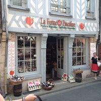 Photo taken at La Ferme De Deauville by Chuck M. on 7/27/2014