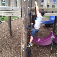 Photo taken at Forbes & Braddock Playground by Chuck M. on 9/10/2014