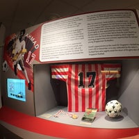 Photo taken at Singapore Sports Museum by lynnder on 8/15/2015