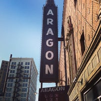 Das Foto wurde bei Aragon Ballroom von Nathen M. am 1/26/2013 aufgenommen