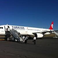 9/21/2012 tarihinde Gzm G.ziyaretçi tarafından Kars Harakani Havalimanı (KSY)'de çekilen fotoğraf
