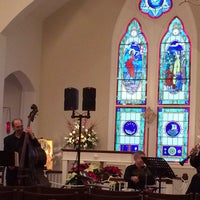 Photo taken at St. Christopher's Episcopal Church by Elaine on 12/31/2013