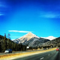 Photo taken at The Rocky Mountains by Caitlin 🍄 on 11/24/2012