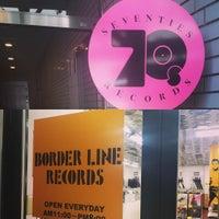 7/22/2016にYumi N.がボーダーラインレコーズ 福岡本店で撮った写真