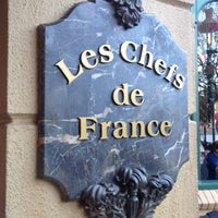 Photo taken at Chefs de France by Roy Y. on 12/15/2012