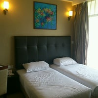 Photo taken at Amansari Residence Resort by Carol N. on 3/16/2013